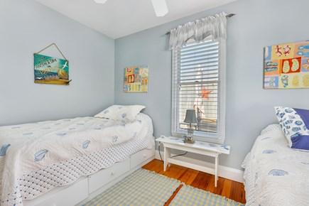 West Dennis Cape Cod vacation rental - 1st Floor: Twin bedroom