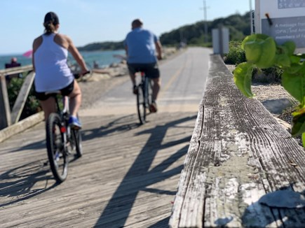 Falmouth Cape Cod vacation rental - Enjoy one of the finest bike paths on the Eastern Seaboard!