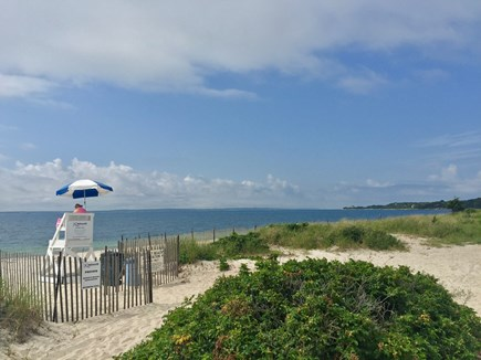 Falmouth Cape Cod vacation rental - Surf Drive Beach is easily reached via the bike path