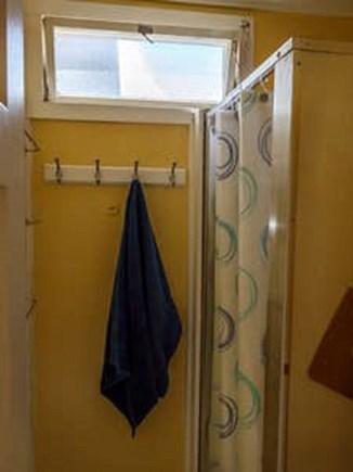 North Truro Cape Cod vacation rental - Shower Room