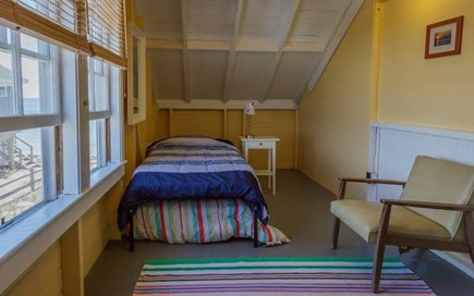North Truro Cape Cod vacation rental - Twin bedroom with Twin trundle