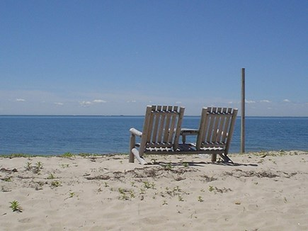North Truro Cape Cod vacation rental - Relaxing Views