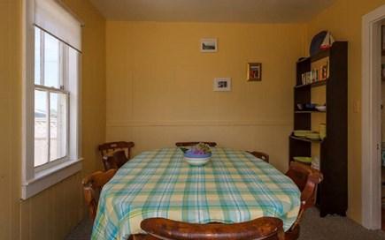 North Truro Cape Cod vacation rental - Dining area