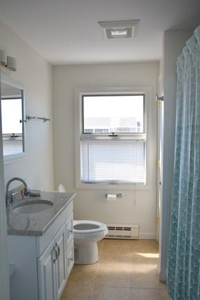 North Truro Cape Cod vacation rental - Renovated Bathroom