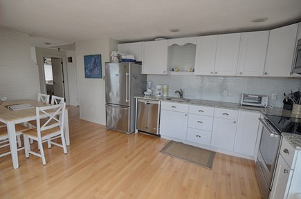 North Truro Cape Cod vacation rental - New Kitchen