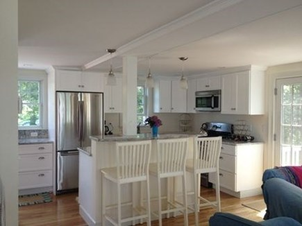 West Dennis Cape Cod vacation rental - Full Kitchen with Seating