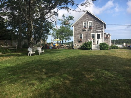 West Dennis Cape Cod vacation rental - Cape Serenity....