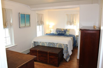 Dennis Port Cape Cod vacation rental - Master bedroom with queen bed.