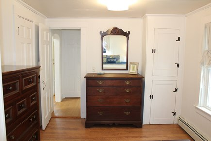 Dennis Port Cape Cod vacation rental - Master Bedroom with two dressers.