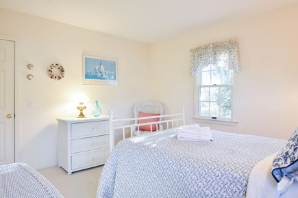 East Harwich Cape Cod vacation rental - Cozy first floor bedroom with double bed