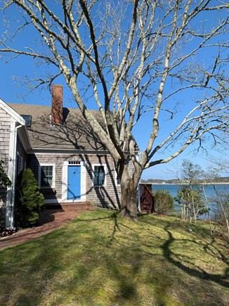 East Harwich Cape Cod vacation rental - Main entrance to house