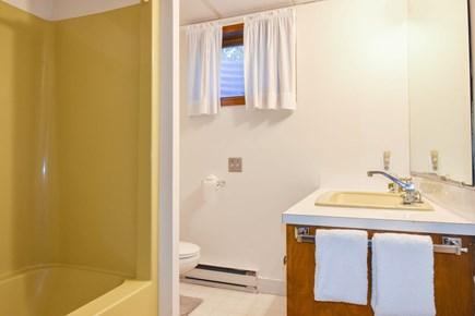 East Harwich Cape Cod vacation rental - Downstairs full bath