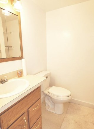 South Yarmouth Cape Cod vacation rental - Full Bathroom 2 has a large walk in shower with a seat