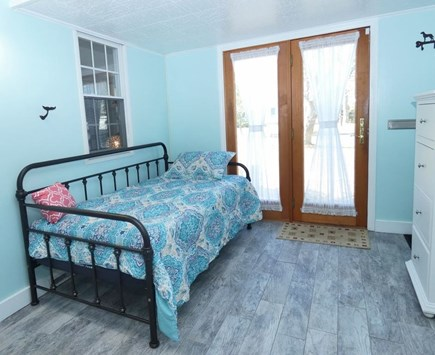 South Yarmouth Cape Cod vacation rental - Additional living space has a twin size day bed