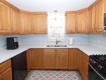South Yarmouth Cape Cod vacation rental - Updated Kitchen