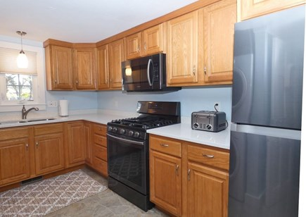 South Yarmouth Cape Cod vacation rental - Appliances are all new within the last 5 years. Gas oven