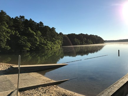 Brewster Cape Cod vacation rental - Fisherman's Landing and Sheep Pond
