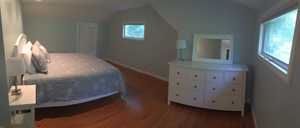 Brewster Cape Cod vacation rental - Upper level king bed