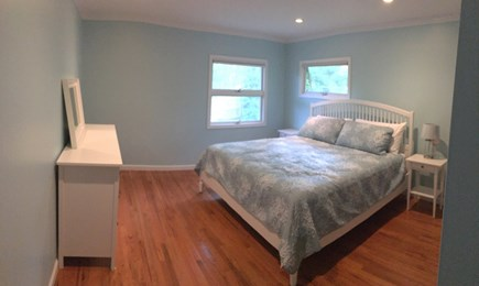 Brewster Cape Cod vacation rental - Main level king bed