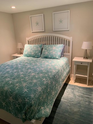 Brewster Cape Cod vacation rental - Lower level queen bed