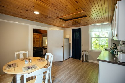 Falmouth Village Cape Cod vacation rental - A fridge, so you can keep your drinks chilled for later.