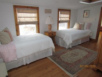 Centerville Village Centerville vacation rental - Second floor twin bedroom with skylights