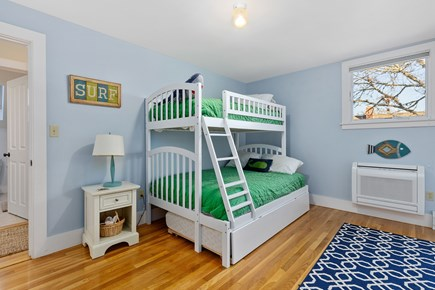Chatham Cape Cod vacation rental - Bedroom 3 (Bunk beds, one twin, one full, one trundle bed)