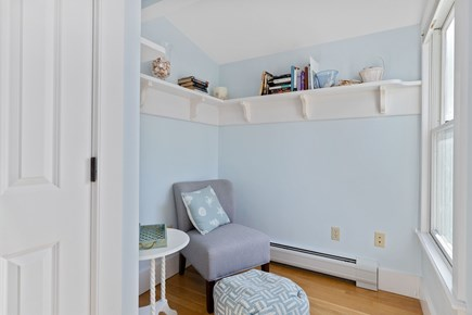 Chatham Cape Cod vacation rental - Bedroom 4 reading nook