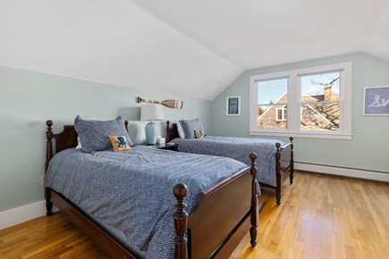 Chatham Cape Cod vacation rental - Bedroom 5 (second floor, two twins)
