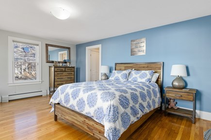 Chatham Cape Cod vacation rental - First Floor Master Bedroom (queen bed)