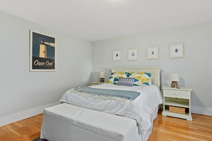 Chatham Cape Cod vacation rental - Bedroom 2 (first floor queen bed)
