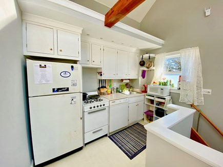 Falmouth Cape Cod vacation rental - The kitchen.