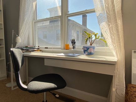 Falmouth Cape Cod vacation rental - Working remotely? Desk with a view