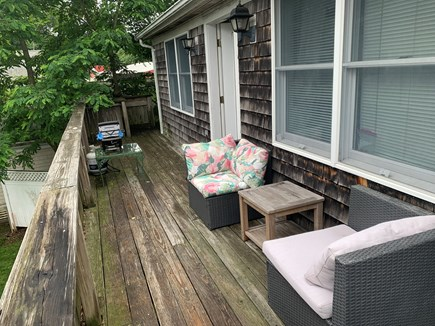 Falmouth Cape Cod vacation rental - Your own balcony / deck