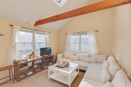 Falmouth Cape Cod vacation rental - This sofa is meant to be lived in.