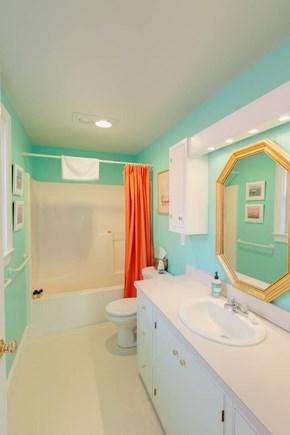 Falmouth Cape Cod vacation rental - En-suite bathroom
