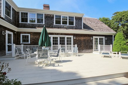 Chatham Cape Cod vacation rental - Luxurious outdoor summer living