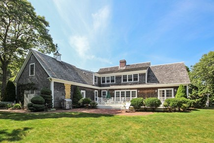 Chatham Cape Cod vacation rental - Exterior showing large yard
