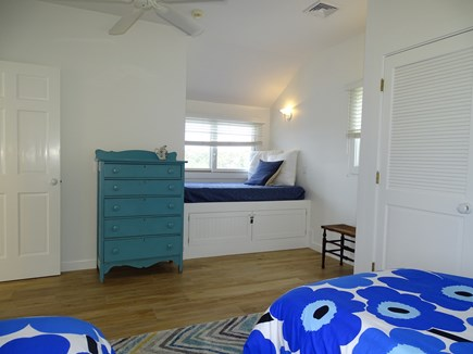 Wellfleet Cape Cod vacation rental - Twin bedroom relaxation nook.  Perfect for some quiet time.