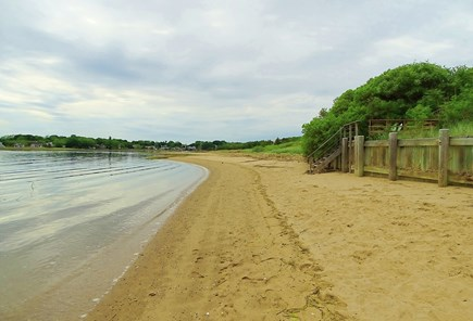 Wellfleet Cape Cod vacation rental - Vast private beach, great for walks, water sports and relaxation
