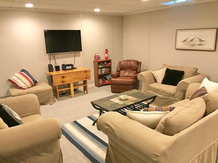 Plymouth MA vacation rental - Watch TV , play games, read and relax!