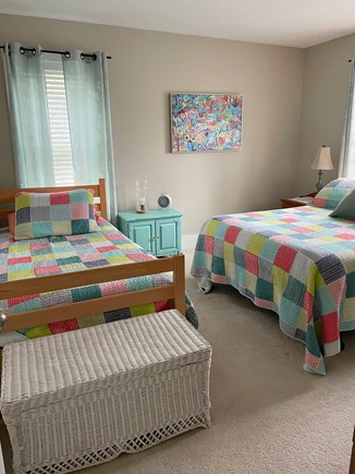 Plymouth MA vacation rental - Second Floor Bedroom - Full Bed and Twin Bed