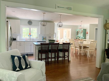 Plymouth MA vacation rental - Open living space
