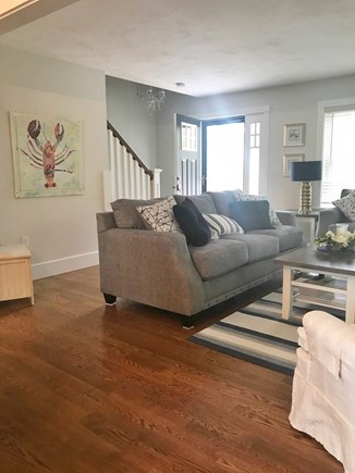 Plymouth MA vacation rental - Open floor plan -- all new furniture
