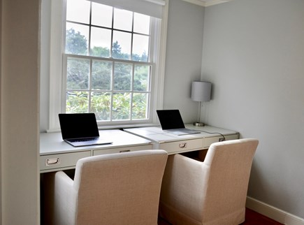 East Orleans Cape Cod vacation rental - Private office with pocket door