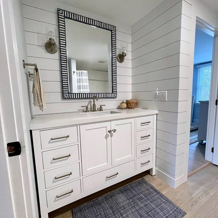 East Orleans Cape Cod vacation rental - Newly Renovated King Bedroom/Hall Bathroom