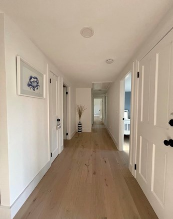 East Orleans Cape Cod vacation rental - New expanded Hallway