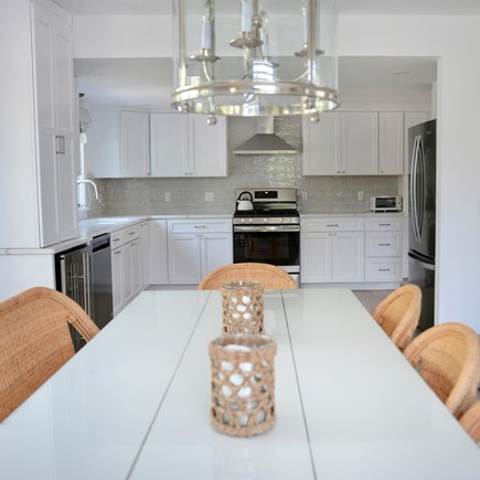 East Orleans Cape Cod vacation rental - Open concept kitchen/Dining