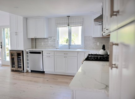 East Orleans Cape Cod vacation rental - Open concept fully renovated kitchen