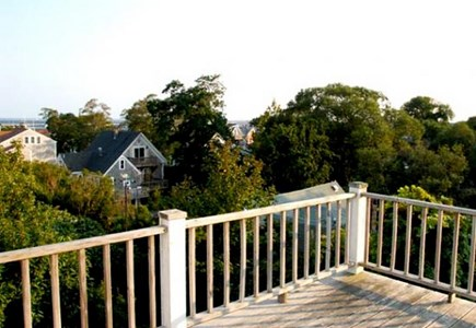 Provincetown Cape Cod vacation rental - Deck